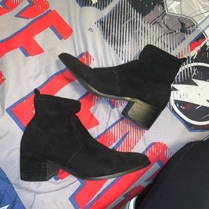 Booties from Forever 21